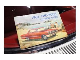 Picture of 1963 Impala - $360,000.00 - QK96