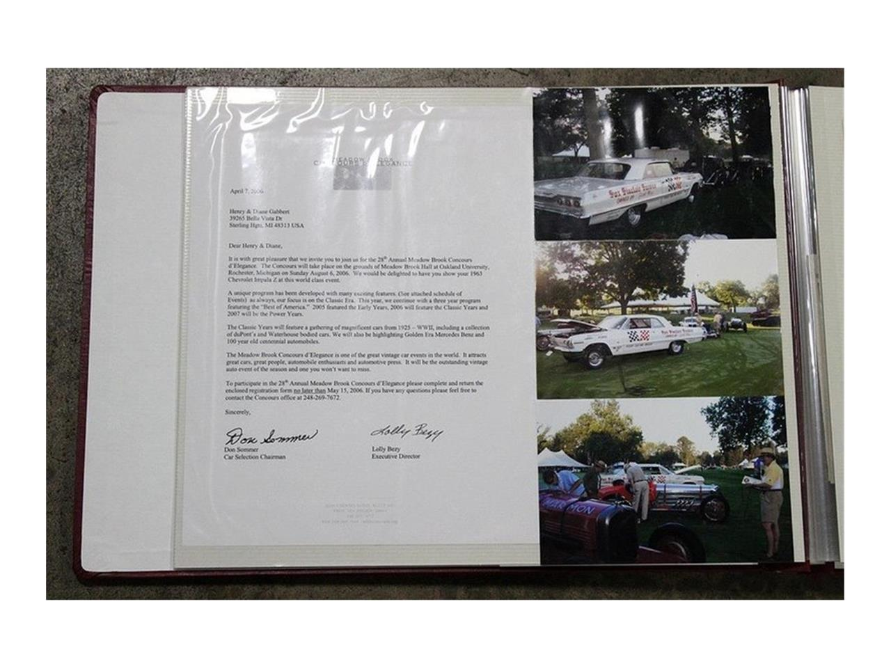 Large Picture of '63 Impala - QK96