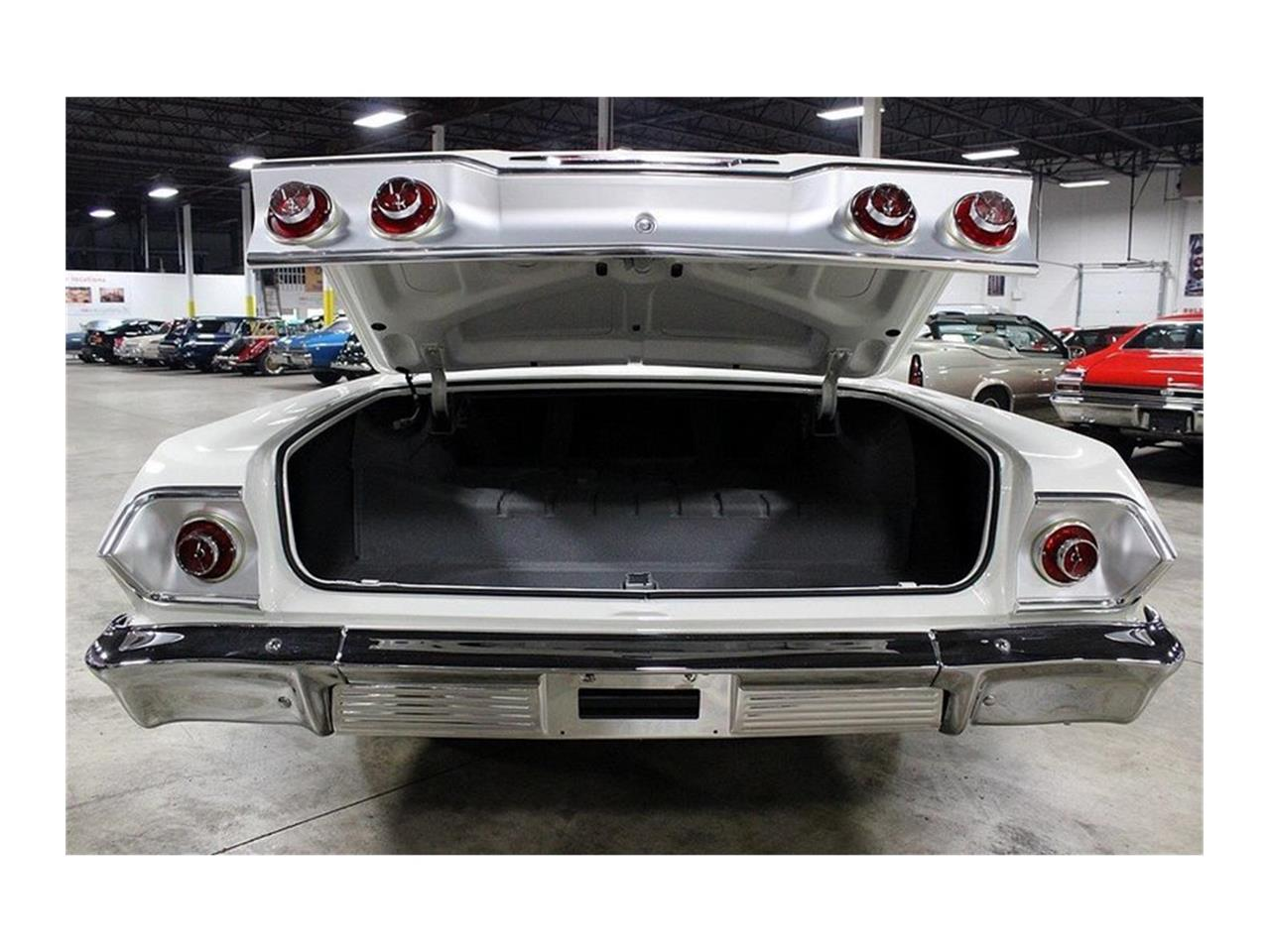 Large Picture of Classic 1963 Chevrolet Impala located in Sterling Heights Michigan Offered by a Private Seller - QK96