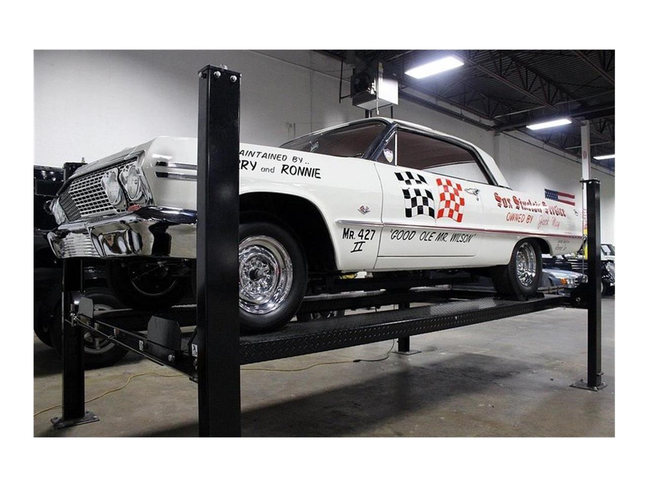 Large Picture of '63 Impala located in Michigan - $360,000.00 - QK96