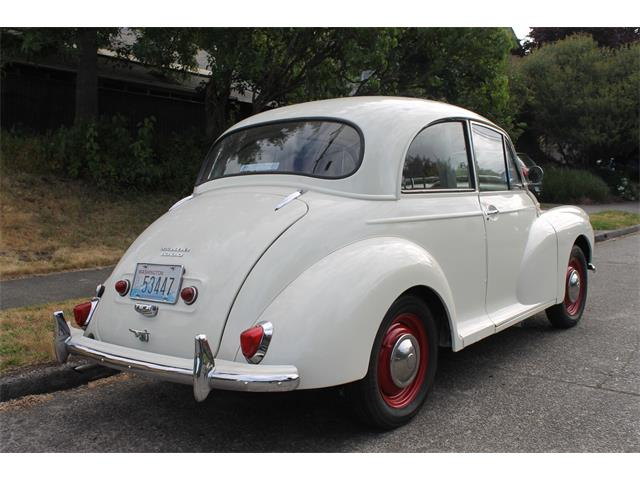 Picture of 1958 Morris Minor Offered by  - QDSJ