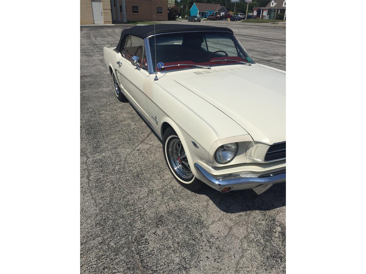 Large Picture of '65 Mustang - QK9E