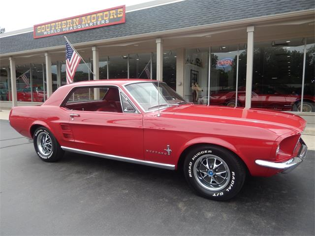 Picture of '67 Mustang - QK9F