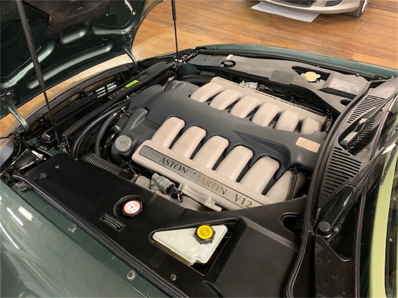 Large Picture of '02 DB7 Vantage Volante - QK9I