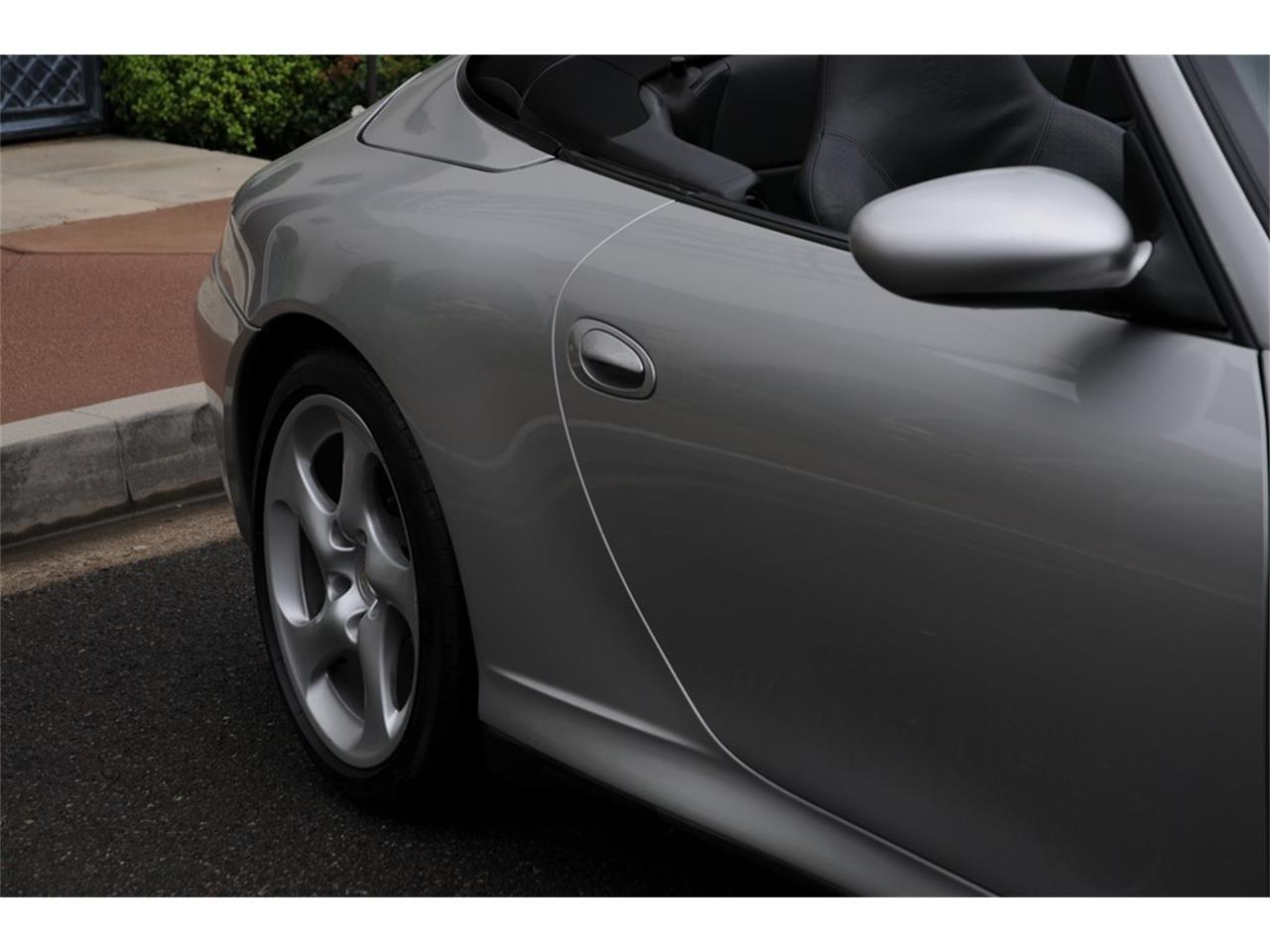 Large Picture of 2004 Porsche 911 Carrera 4S Cabriolet located in California Offered by Star European Inc. - QK9K