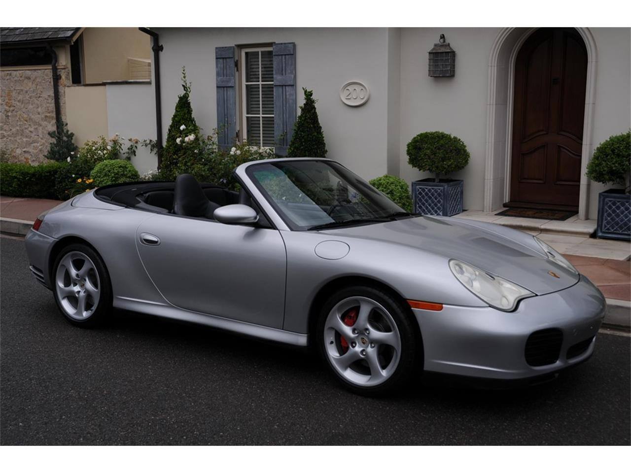 Large Picture of 2004 911 Carrera 4S Cabriolet located in California - $32,990.00 - QK9K
