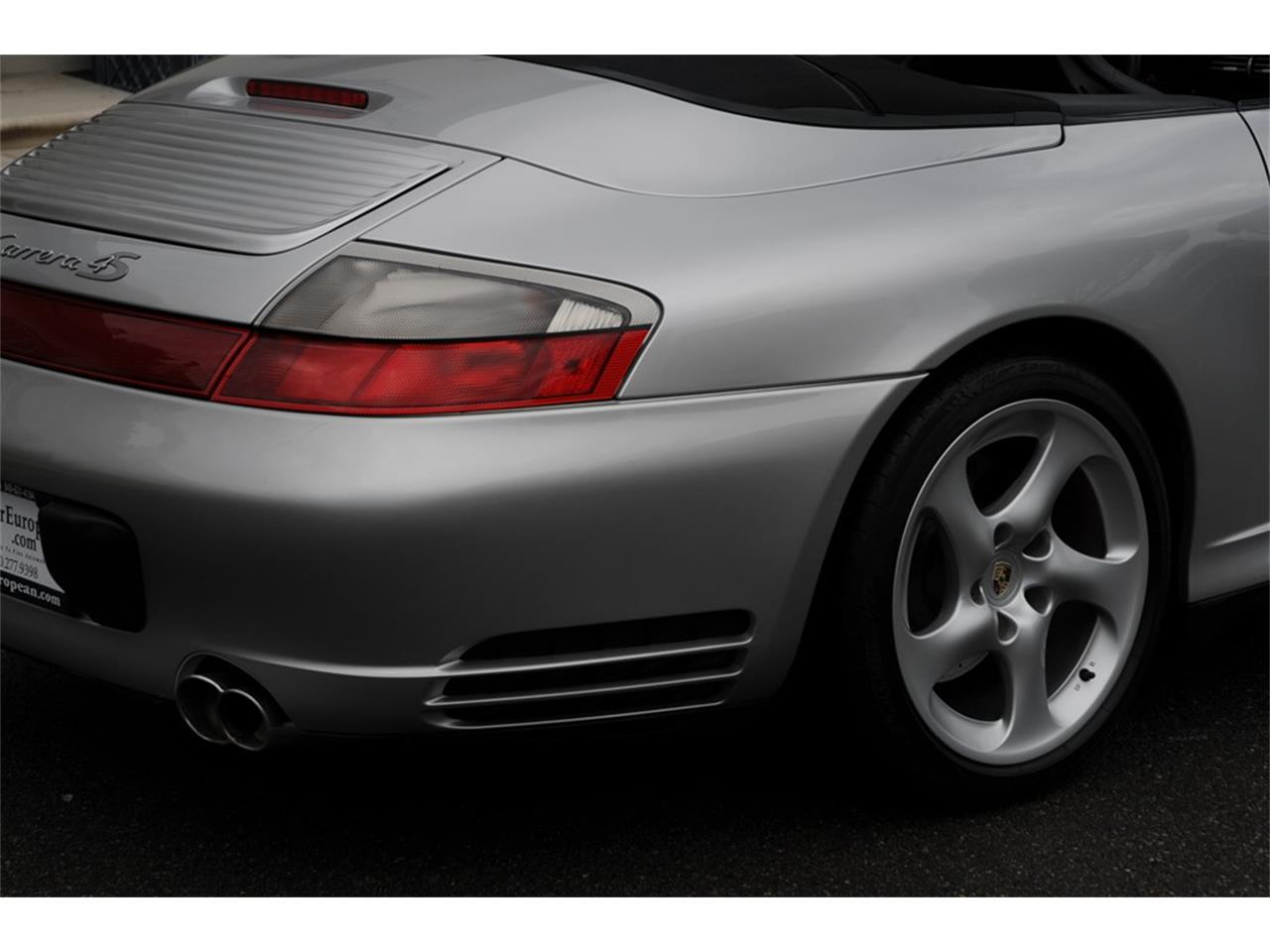 Large Picture of 2004 911 Carrera 4S Cabriolet - QK9K