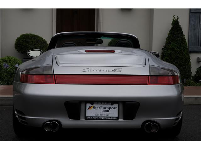 Picture of '04 911 Carrera 4S Cabriolet - QK9K