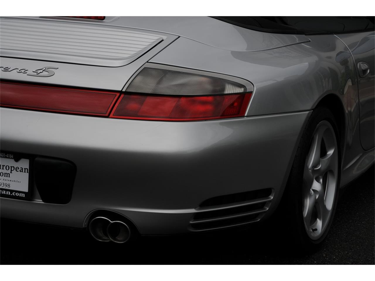 Large Picture of 2004 Porsche 911 Carrera 4S Cabriolet Offered by Star European Inc. - QK9K