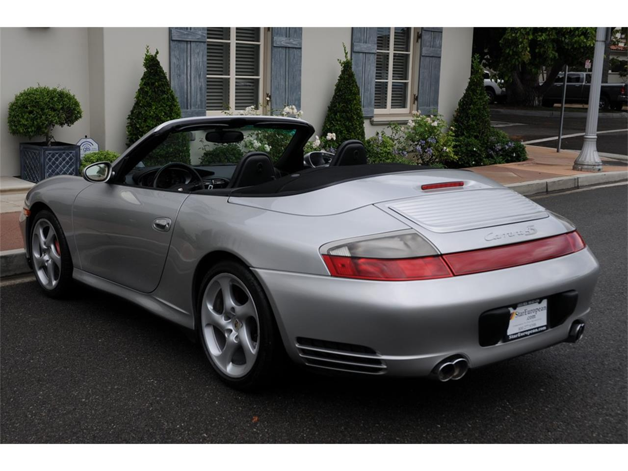 Large Picture of '04 Porsche 911 Carrera 4S Cabriolet located in California - $32,990.00 Offered by Star European Inc. - QK9K