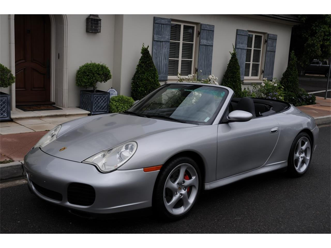 Large Picture of '04 911 Carrera 4S Cabriolet located in California - QK9K