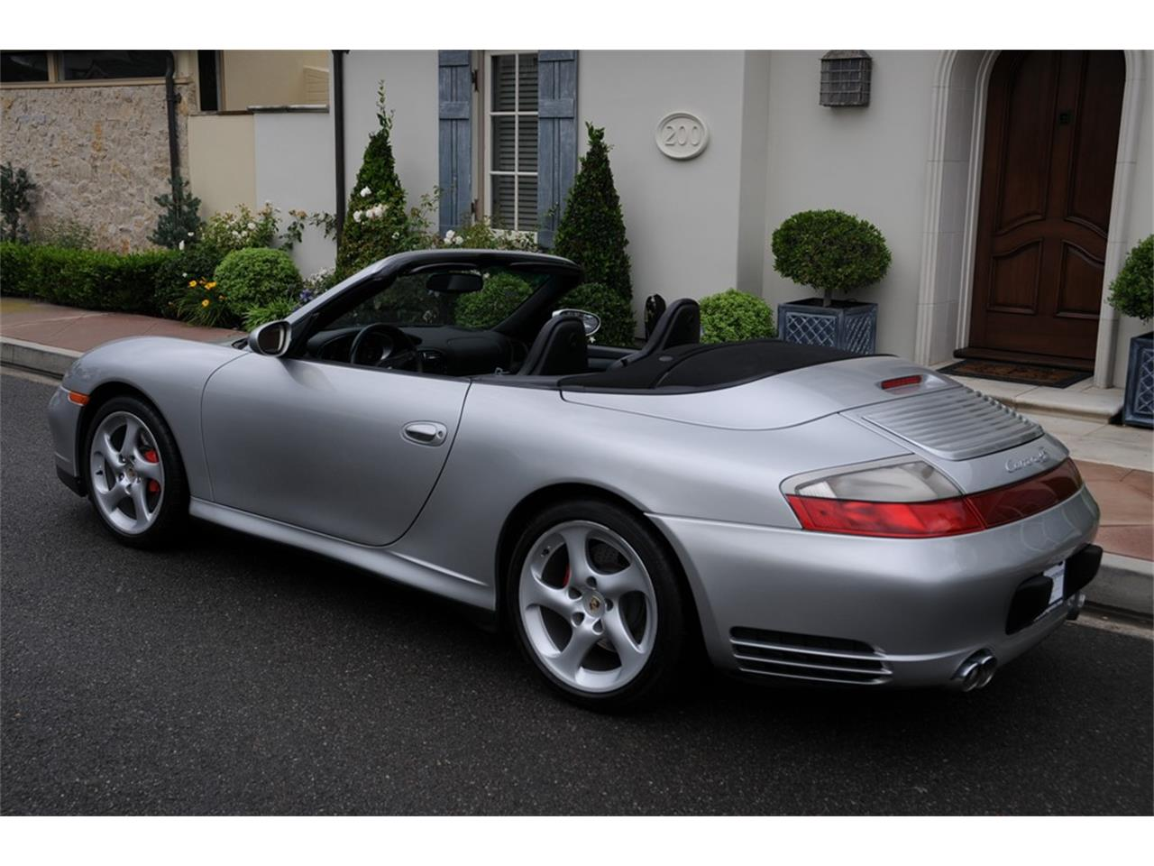 Large Picture of '04 911 Carrera 4S Cabriolet located in California - $32,990.00 Offered by Star European Inc. - QK9K