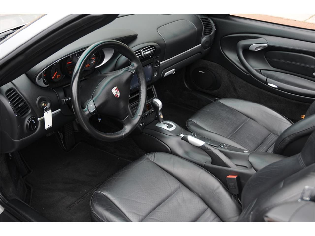 Large Picture of '04 Porsche 911 Carrera 4S Cabriolet Offered by Star European Inc. - QK9K