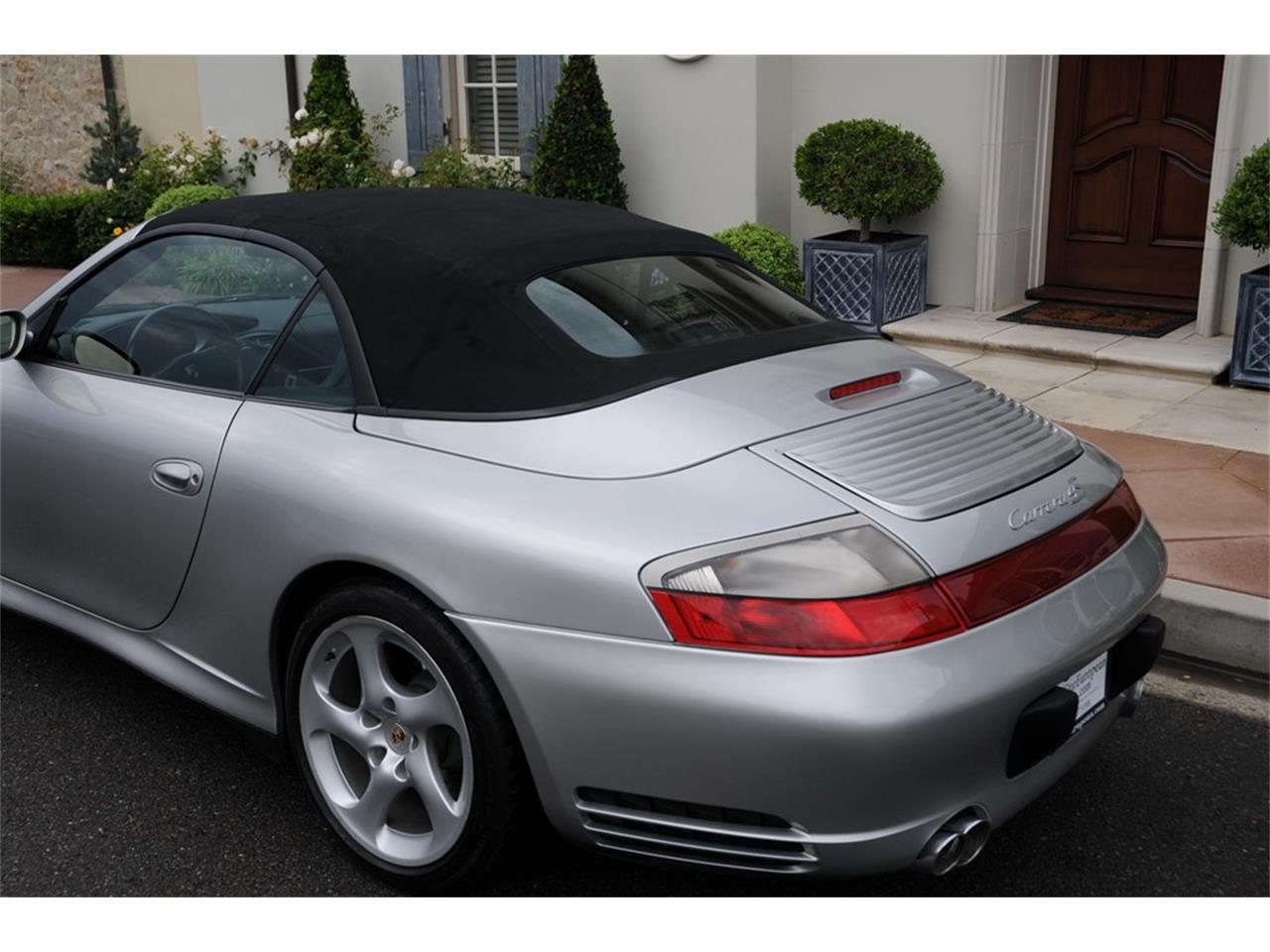 Large Picture of '04 911 Carrera 4S Cabriolet located in Costa Mesa California - QK9K