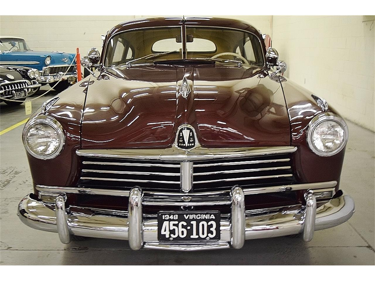 Large Picture of '48 Hudson Commodore located in Virginia - $34,900.00 - QK9S
