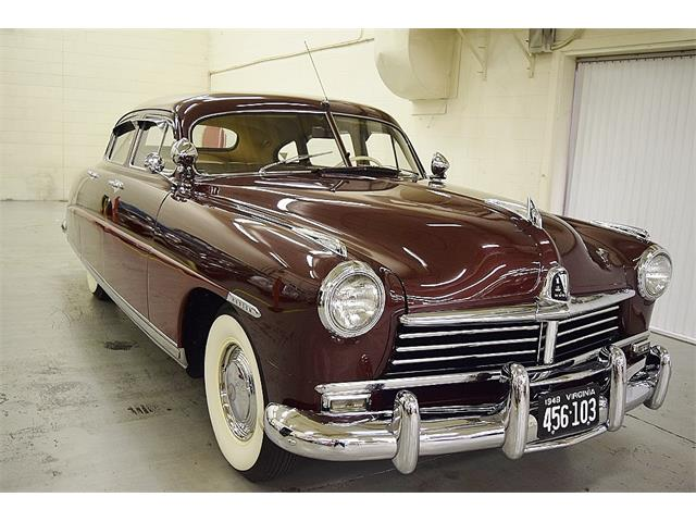 Picture of Classic 1948 Hudson Commodore located in Fredericksburg Virginia Offered by  - QK9S