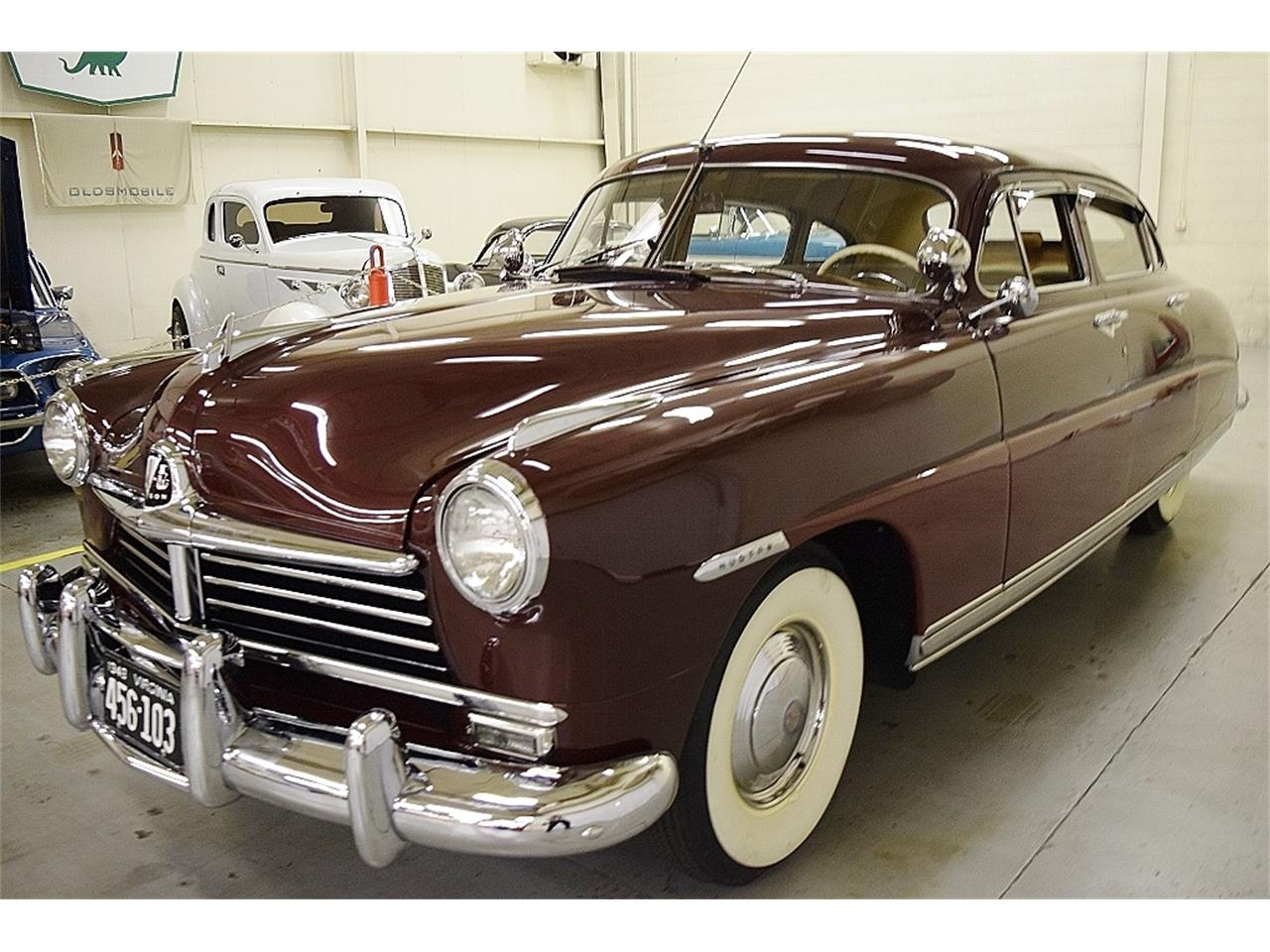 Large Picture of '48 Hudson Commodore - QK9S