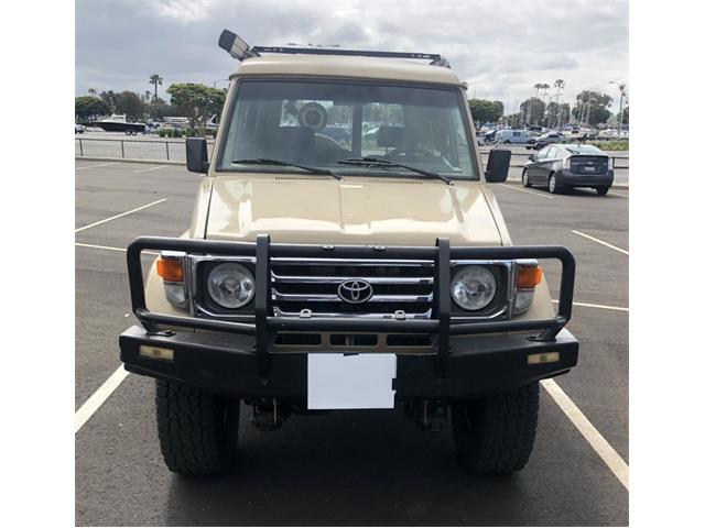 Picture of '92 Land Cruiser FJ - QDSL