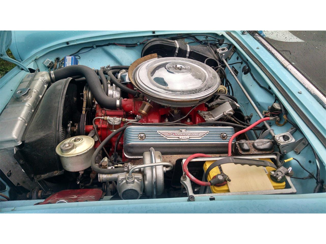 Large Picture of '57 Thunderbird - QK9X