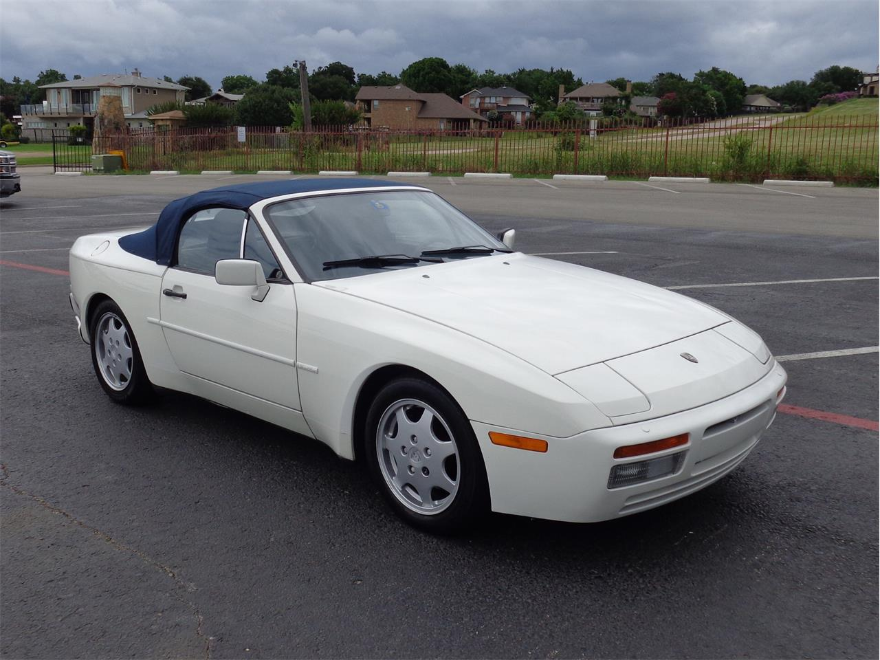 Large Picture of '90 944S2 - QK9Y