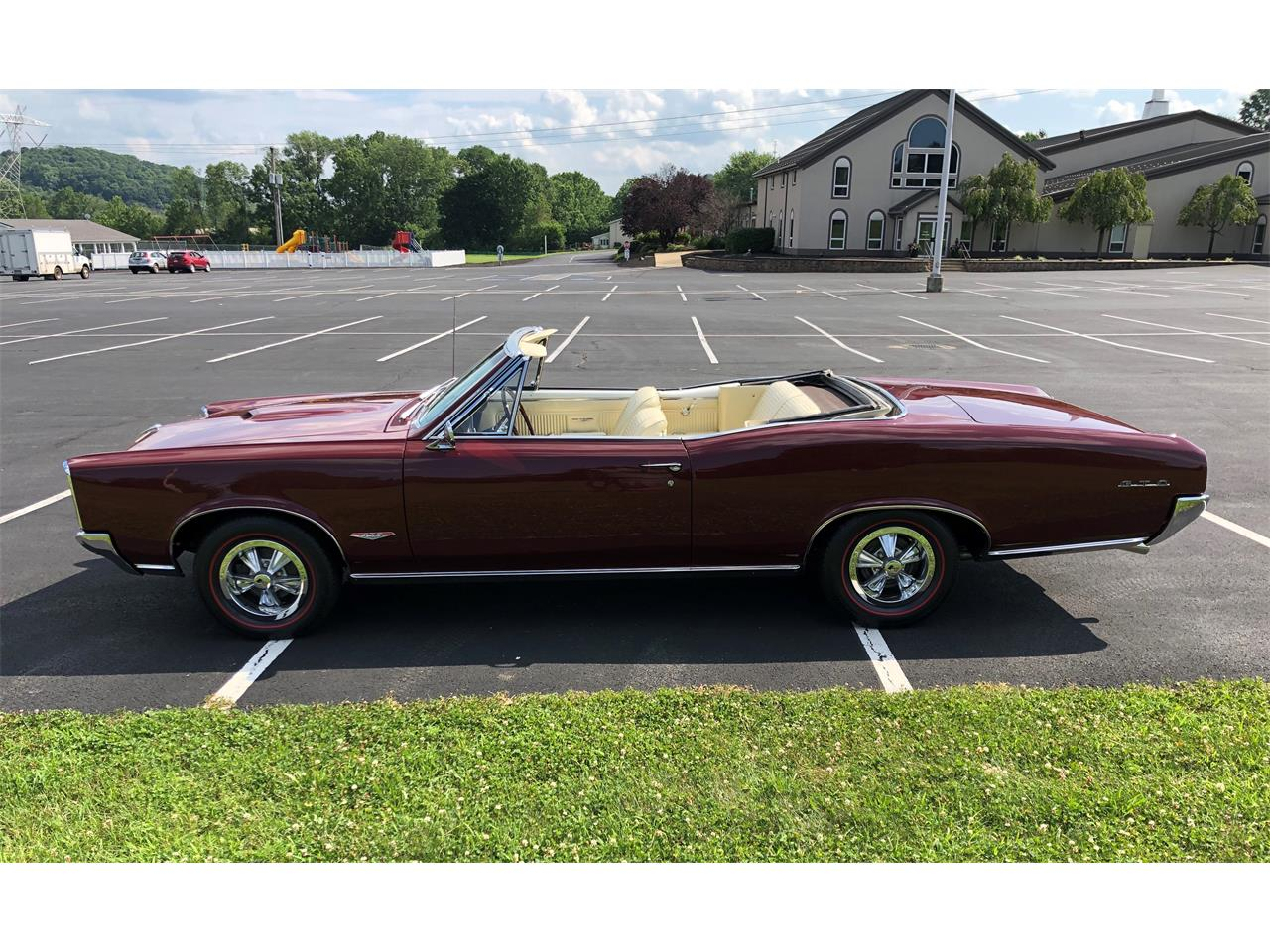 Large Picture of '66 Pontiac GTO Offered by a Private Seller - QKAF