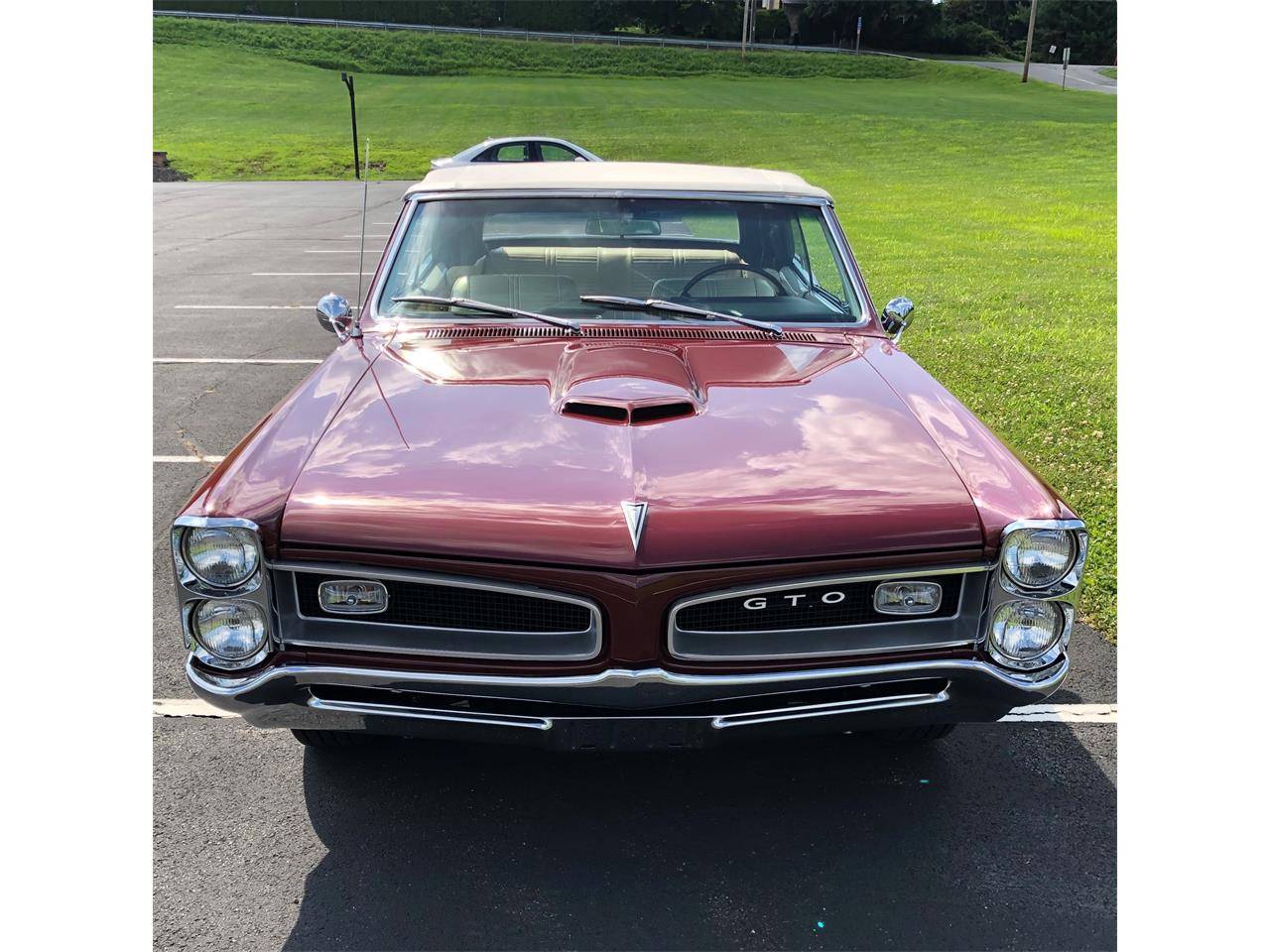 Large Picture of '66 GTO located in Bechtelsville Pennsylvania - $52,500.00 Offered by a Private Seller - QKAF