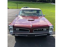 Picture of '66 Pontiac GTO - $52,500.00 Offered by a Private Seller - QKAF