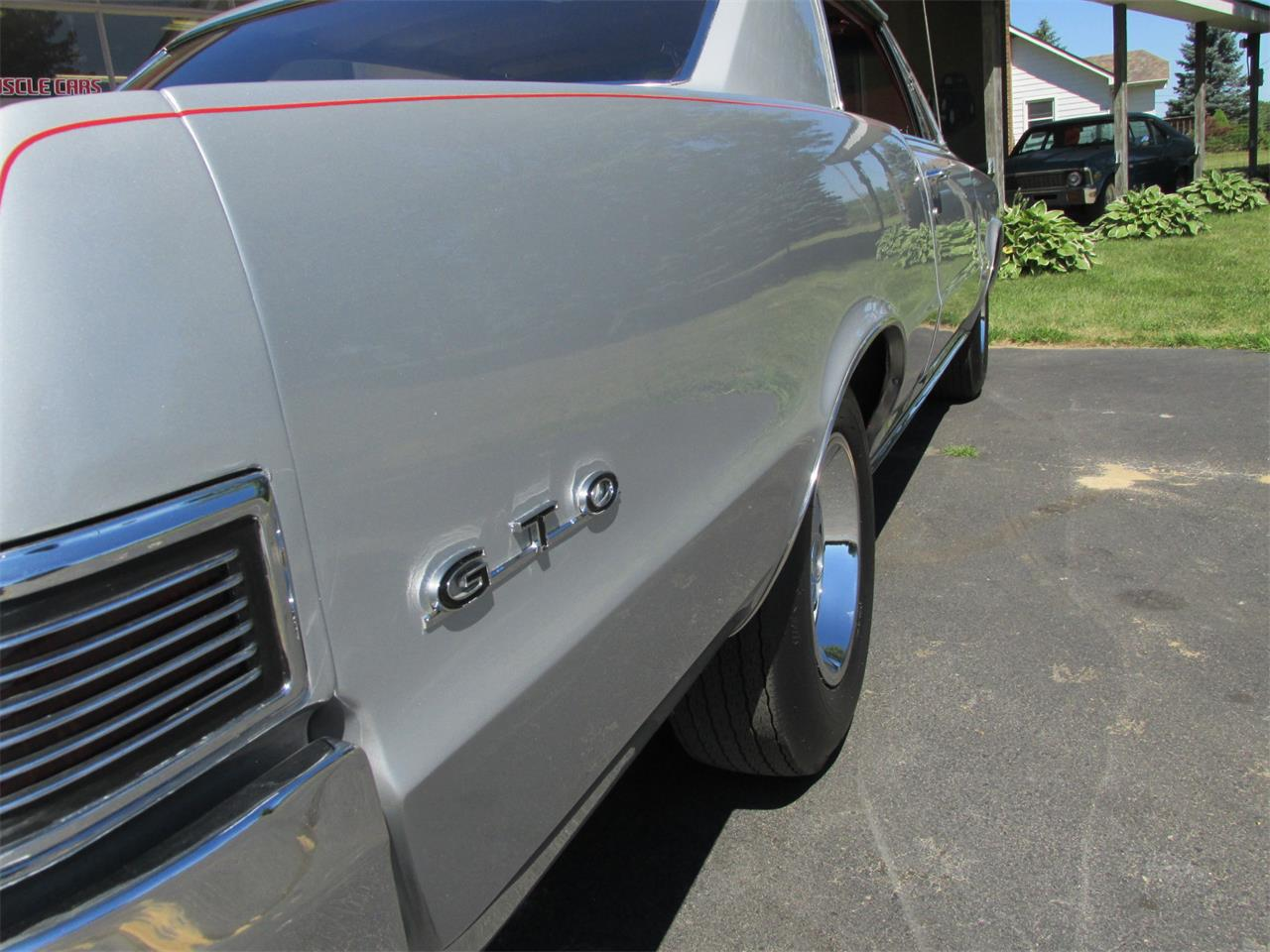 Large Picture of '65 LeMans - QKAN