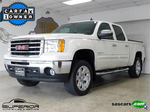 Picture of '13 Sierra - QKAR