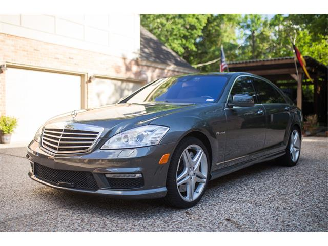 Picture of 2011 Mercedes-Benz S-Class located in Texas Auction Vehicle Offered by  - QDSP