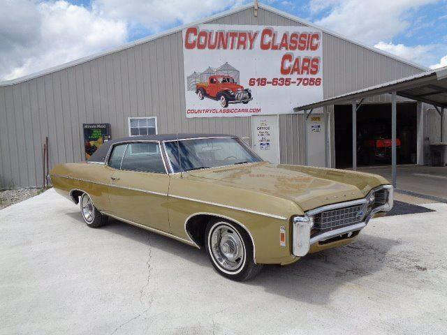 Picture of '69 Chevrolet Impala located in Illinois - $13,950.00 - QKB3