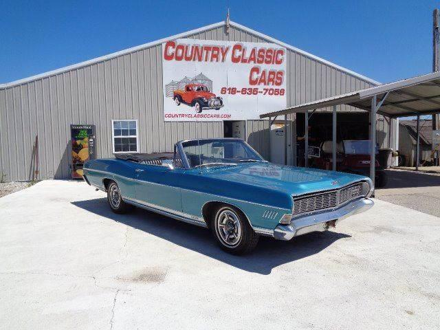 Picture of '68 Galaxie - QKB4