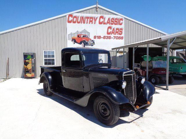 Picture of '36 Pickup - QKB5