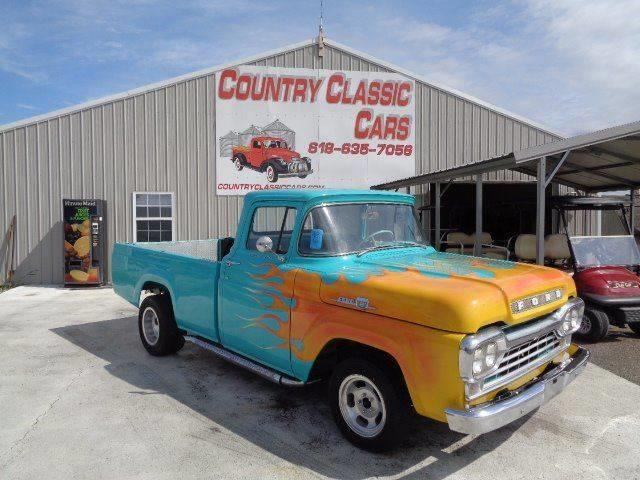 Picture of '59 F100 - QKB6