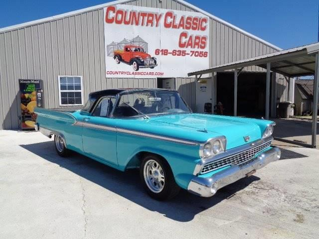 Picture of '59 Fairlane 500 - QKB7