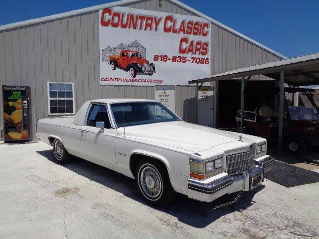Picture of '83 Cadillac Fleetwood Offered by  - QKB8