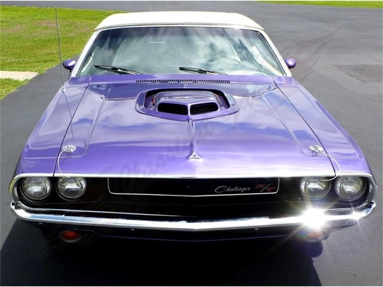 Large Picture of 1970 Dodge Challenger R/T - QKBE