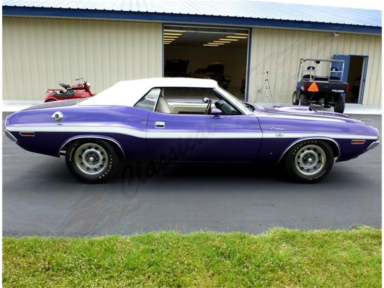 Large Picture of Classic '70 Dodge Challenger R/T located in Texas - QKBE