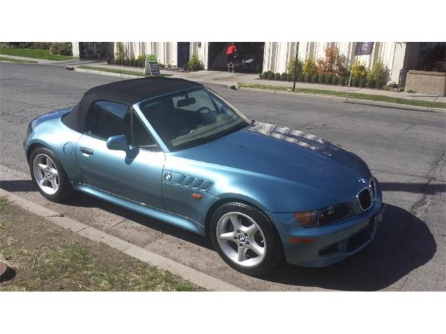 Picture of 1998 Z3 Auction Vehicle Offered by  - QKBF