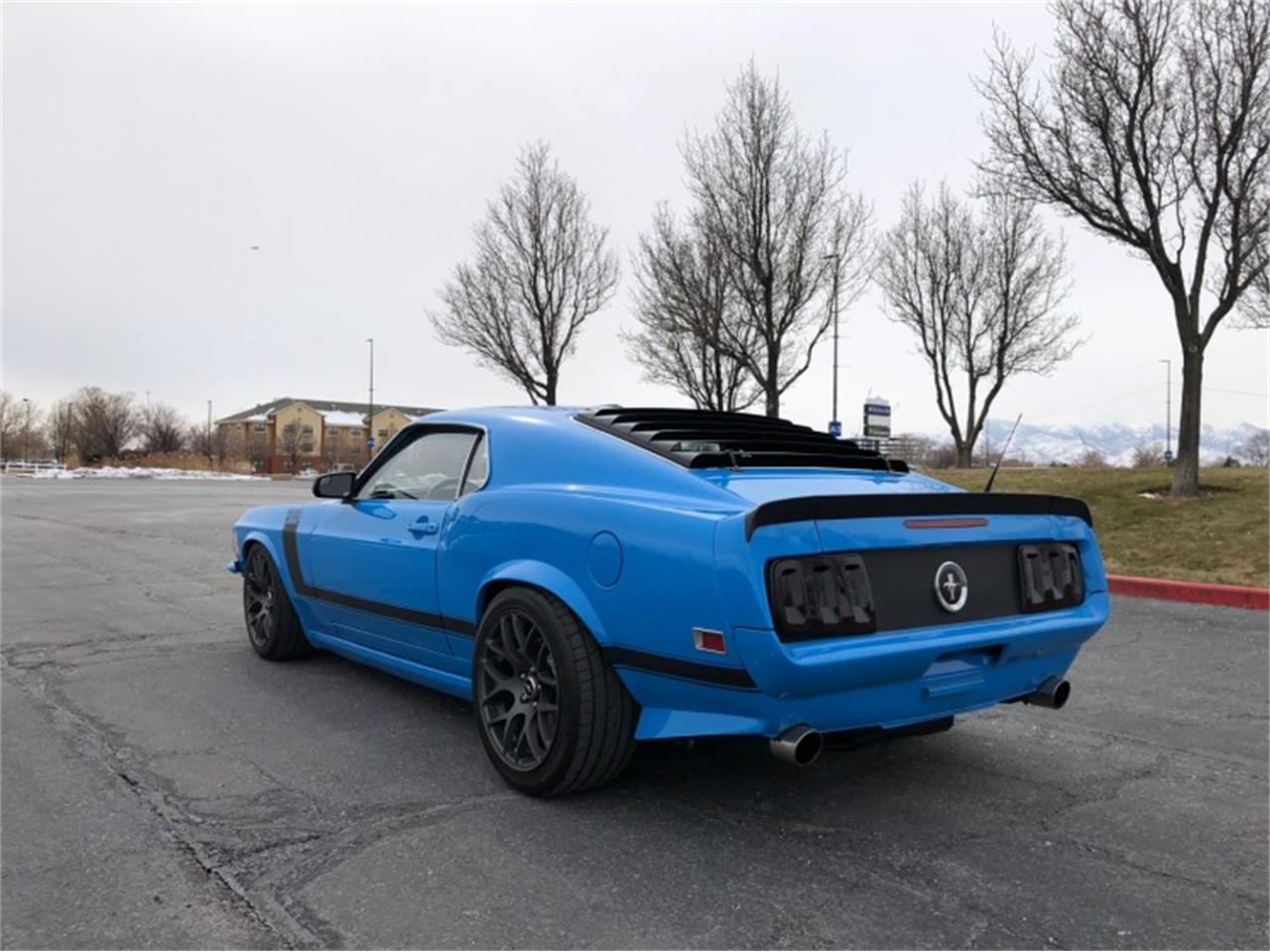Large Picture of '70 Mustang - QKBN