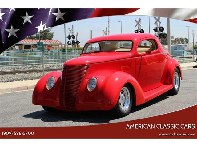 Picture of '37 Coupe - QKBS