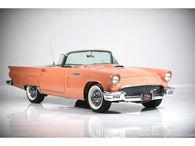 Picture of '57 Thunderbird - QKCE