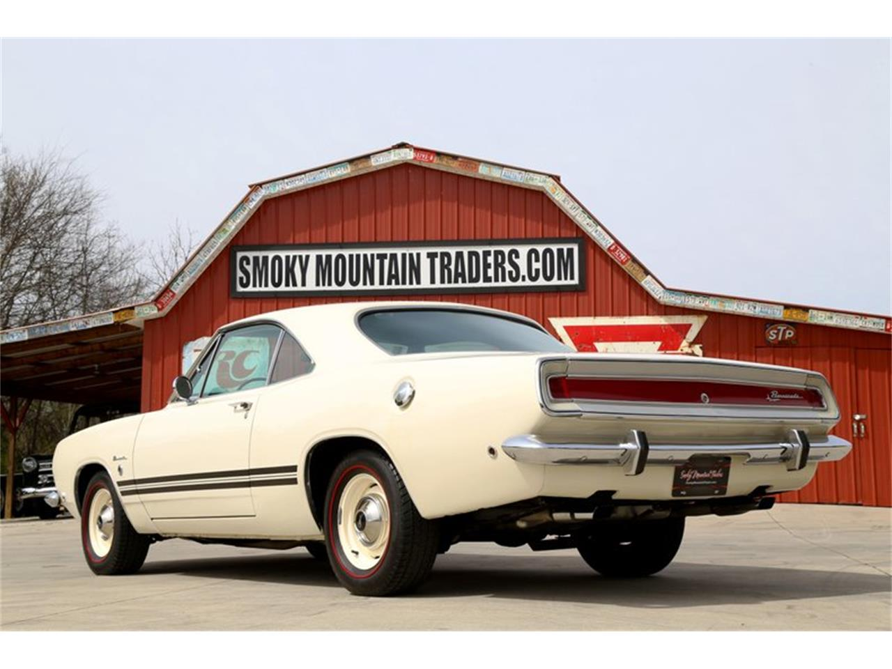 Large Picture of '68 Barracuda - QKCG