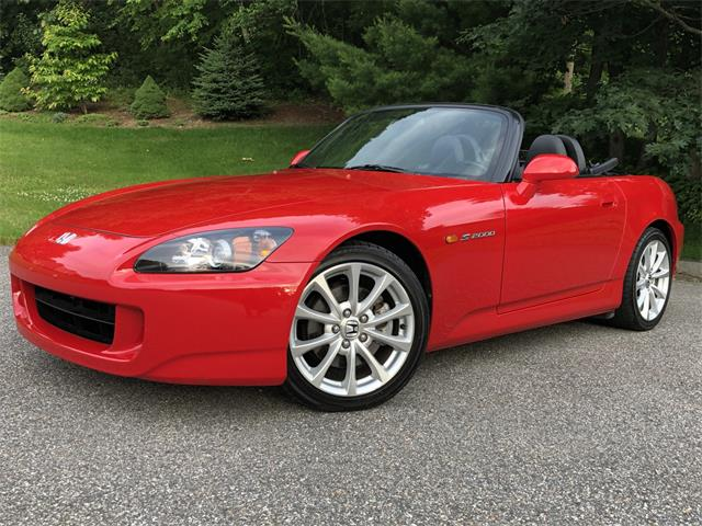 Picture of '07 S2000 - QKCM