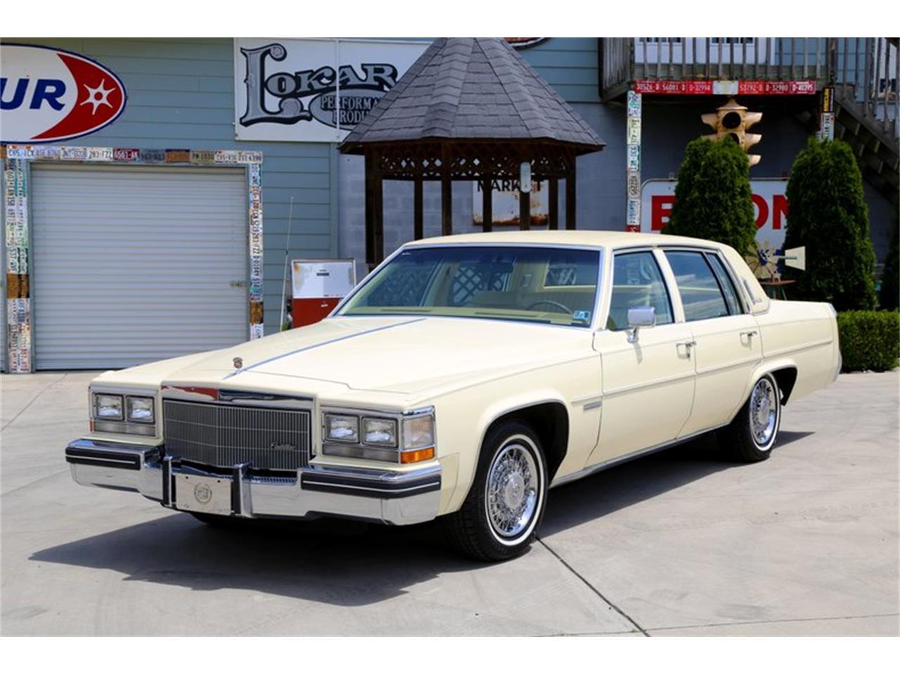Large Picture of '83 Sedan - QKCN