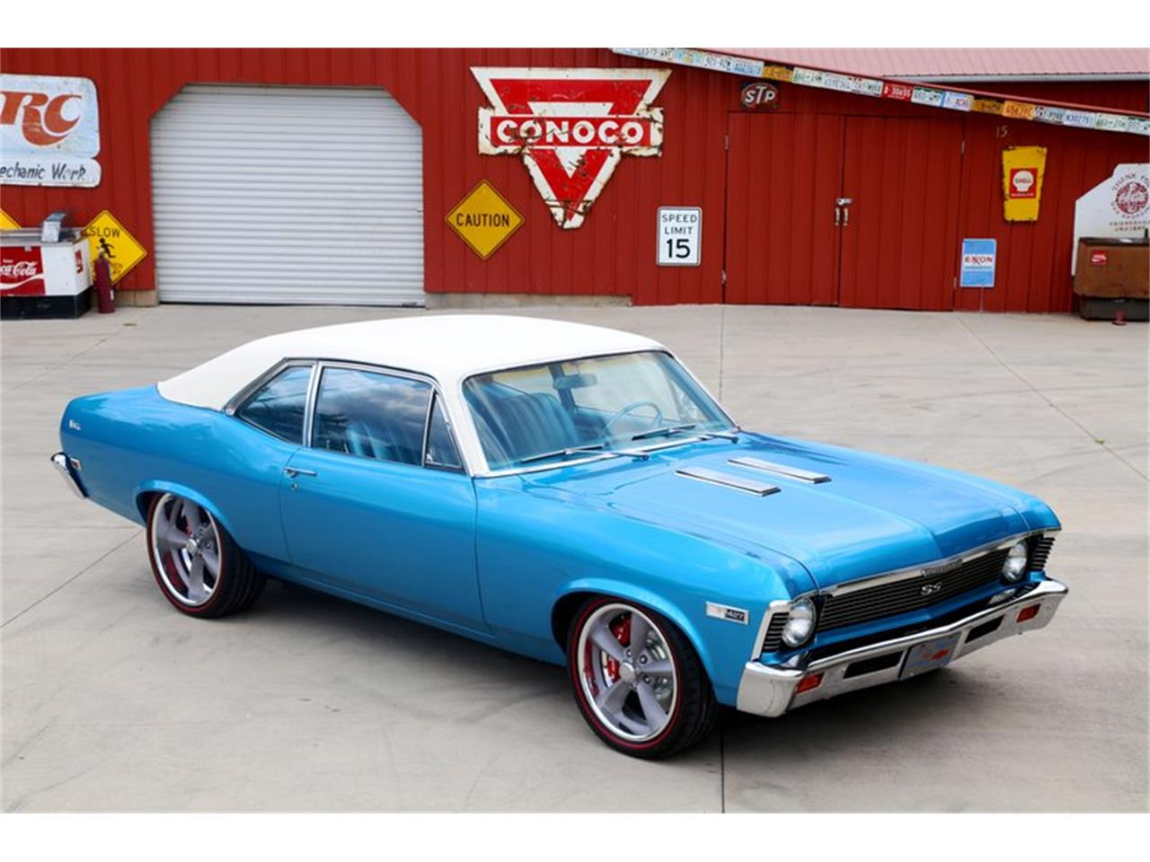 Large Picture of '68 Nova - QKD0