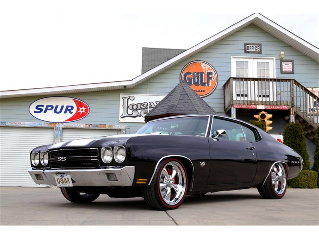 Large Picture of Classic 1970 Chevrolet Chevelle Offered by Smoky Mountain Traders - QKD7