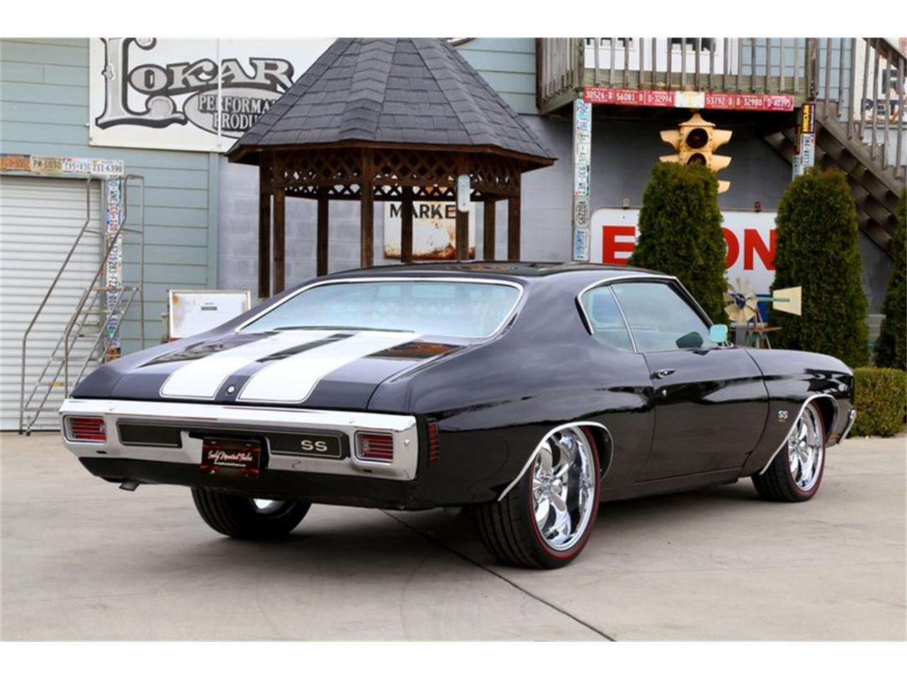 Large Picture of Classic '70 Chevrolet Chevelle Offered by Smoky Mountain Traders - QKD7