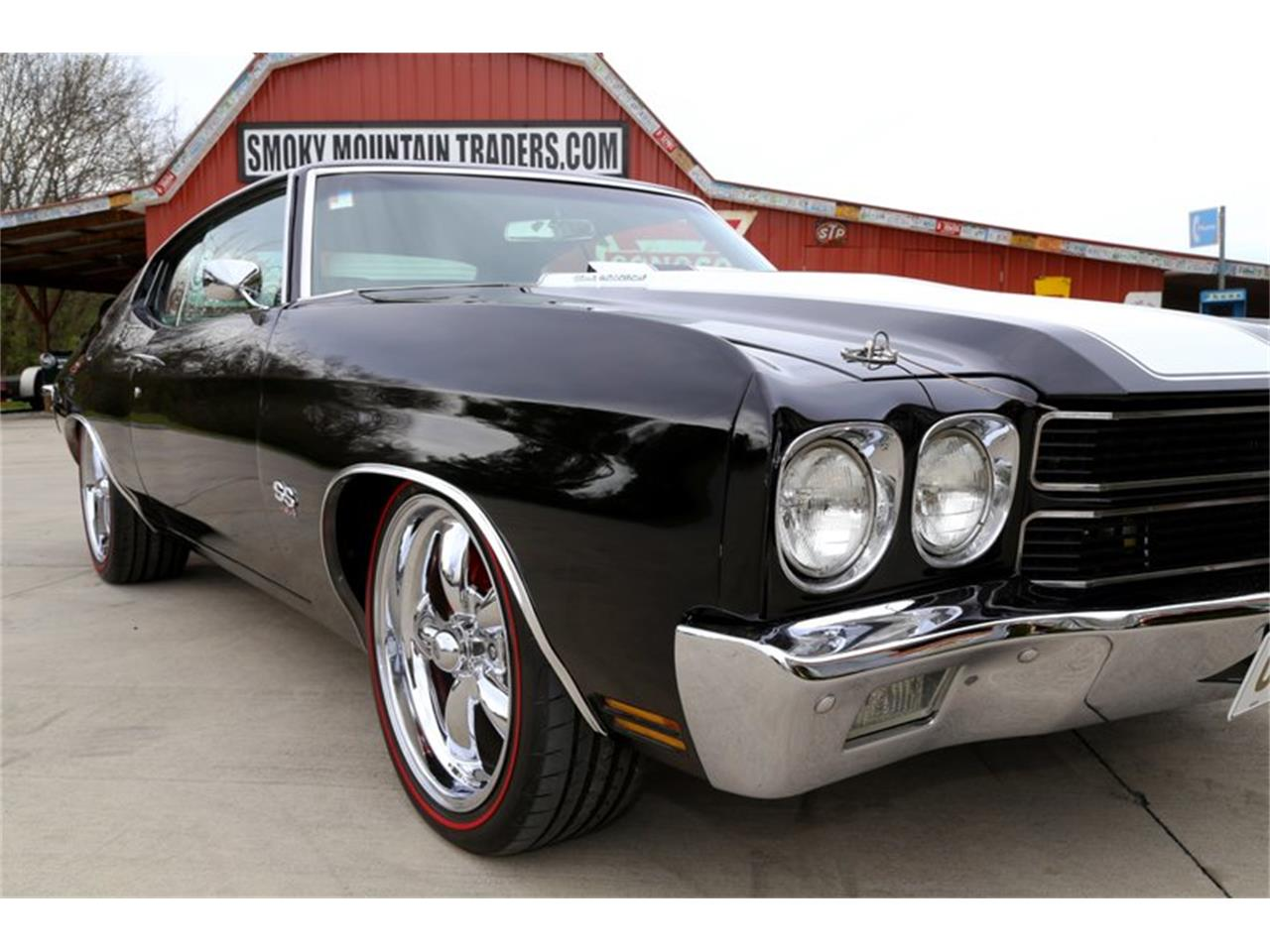 Large Picture of '70 Chevelle Offered by Smoky Mountain Traders - QKD7