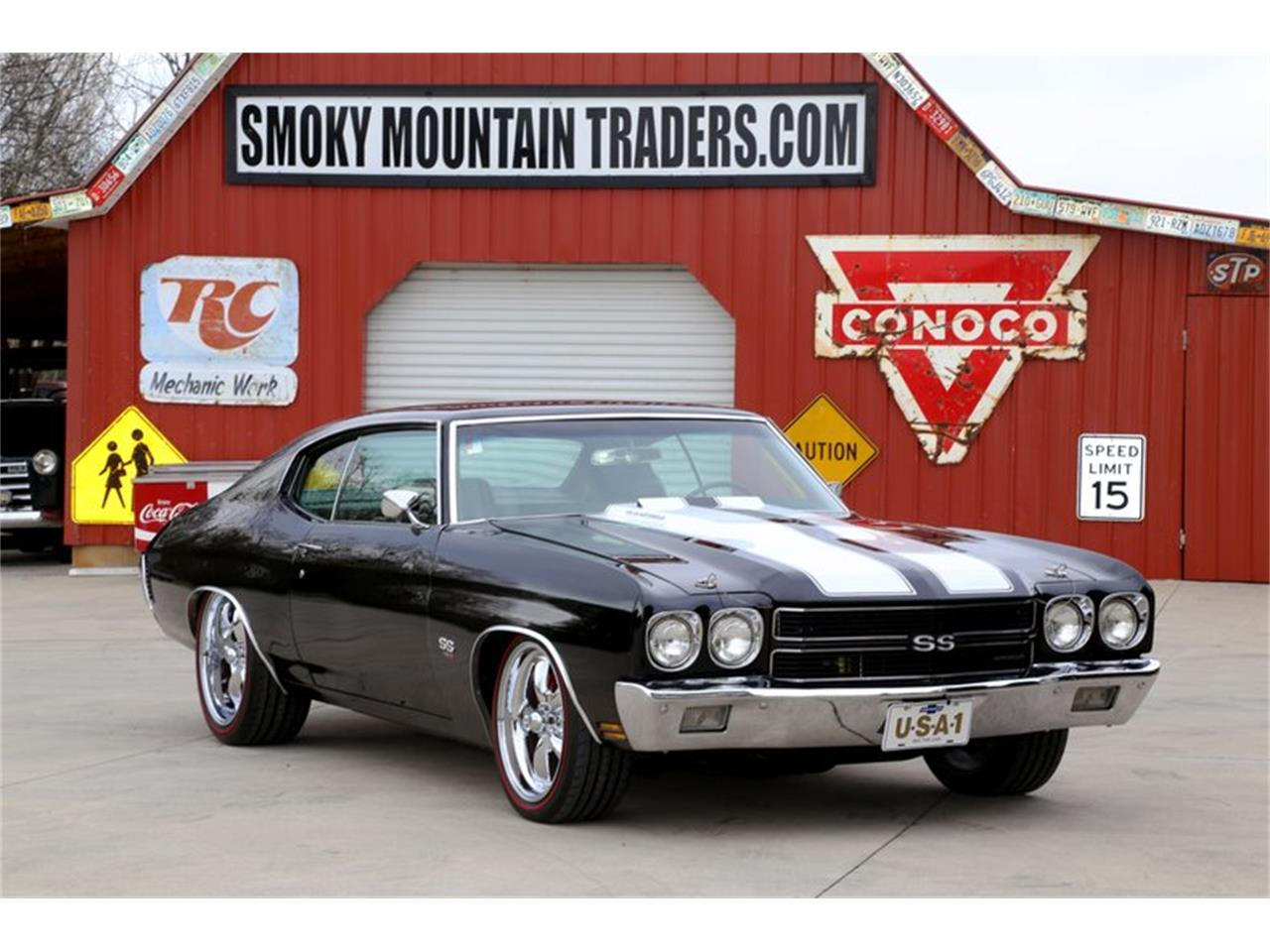 Large Picture of '70 Chevrolet Chevelle - $63,995.00 - QKD7